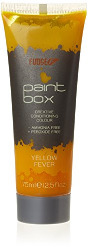 Fudge Paint Box Extreme Colour, Yellow Fever 75 ml by Fudge