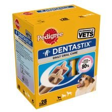 Pedigree Dentastix 28stk Piccolo