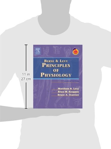 Berne & Levy Principles of Physiology: With STUDENT CONSULT Online Access, 4e