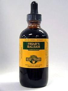 Herb Pharm Friar'S Balsam Compound, 4 Ounce