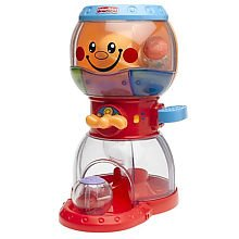 Fisher-Price Roll-a-Rounds: Swirlin' Surprise Gumball Machine