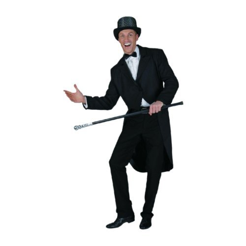 Clown tailcoat adult costume by Funny Fashion (Clown Tailcoat Costume)