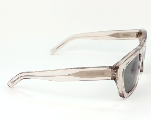 Yves Saint Laurent Yves Saint Laurent Bold 4/S Sunglasses-0I4J Dove Gray (5L Gray Green Lens)-52mm