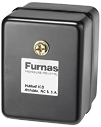 Pressure switch for air compressor made by Furnas / Hubbell Heavy Duty 69HB1 140-175 single port