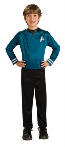 Star Trek Spock Costume Action Suit (Kids Size 8-10)