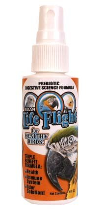 LifeFlight for Birds Prebiotic Health & Odor Supplement