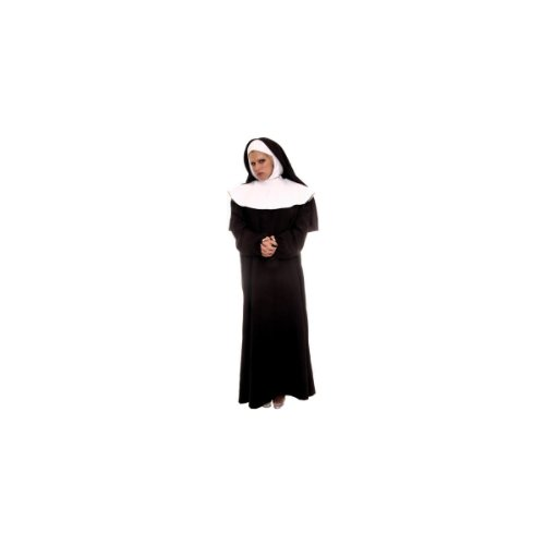 Mother Superior Nun Adult Costume