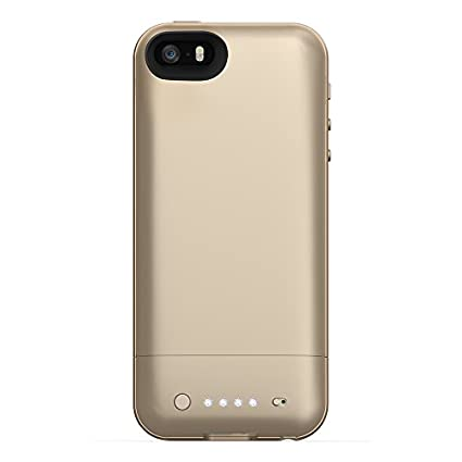Mophie Juice Pack Air 1700mAh Battery Case (For Apple IPhone 5-5s) Image