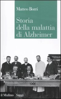 Cover Storia della malattia di Alzheimer