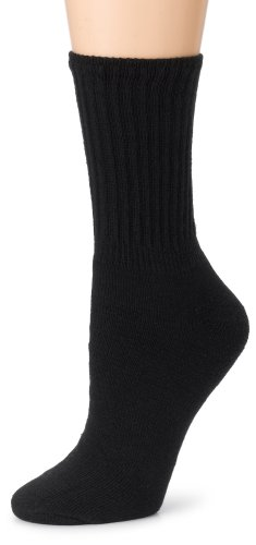 Fruit of the Loom Women's 6-Pack Crew Socks