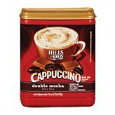 hills-bros-coffee-double-mocha-cappuccino-160-ounce