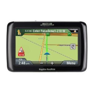 Magellan RoadMate 2035 4.3-Inch Widescreen Portable GPS Navigator with Lifetime Traffic