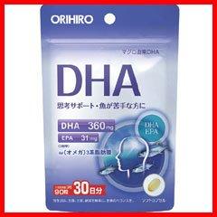オリヒロ PD DHA 90粒