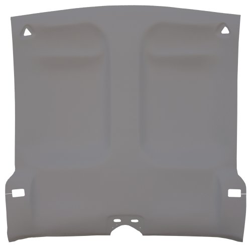 Acme AFH28-FB2005 ABS Plastic Headliner Covered With Medium Gray Foambacked Cloth (1995 Camaro Headliner compare prices)