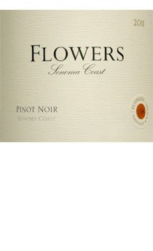 2011 Flowers Pinot Noir Sonoma Coast 750Ml