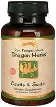 Coptis and Scute Huang Lian Jie Du Pian Dragon Herbs 100 Caps