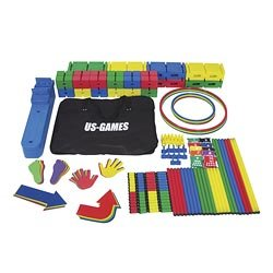 Us Games Motor Skills Activity Set front-221638