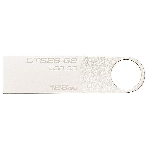 Kingston DataTraveler DTSE9G2 – 128GB Speicherstick USB 3.0 silber
