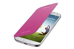 Samsung Galaxy S4 Flip Cover Folio Case, Pink (EF-F1950BPESTA)