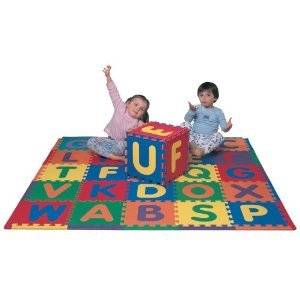 Cheap Verdes AlphabeT Foam Puzzle Mat A to Z (B003XWXQVM)