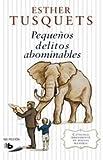 img - for PEQUE OS DELITOS ABOMINABLES book / textbook / text book