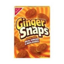 Nabisco Ginger Snaps (443650) 16 oz (Pack of 6)