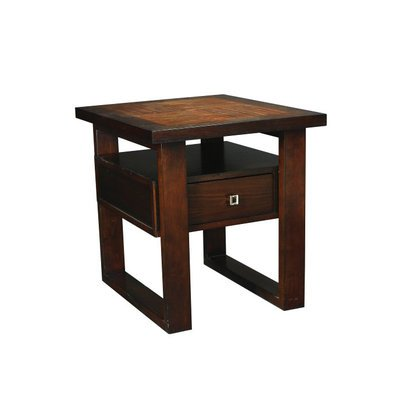 Image of Hammary Capella Drawer End Table (T20780-T2078221-00)