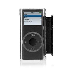 Marware Sidewinder Spectra Case for iPod nano 2G (Black)