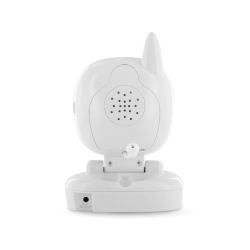 Levana Jena Digital Baby Video Monitor with 8 Hour Rechargeable Battery and Talk to Baby Intercom