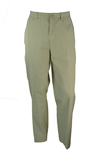 Polo Ralph Lauren Preston Pants Mens Khakis Chinos Cotton Ivory 38