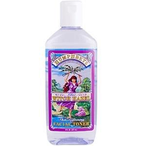 Humphreys Homeopathic Remedies Witch Hazel Skin Softening