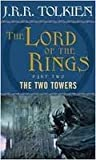The Two Towers (The Lord of the Rings, Part 2) 1st (first) edition Text Only