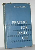 Prayers for daily use by Samuel Howard…