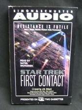 Star Trek First Contact (Star Trek, the Next Generation Series)