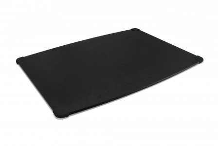Epicurean Non-Slip Series Cutting Board, 17.5-Inch by 13-Inch, Slate/Slate