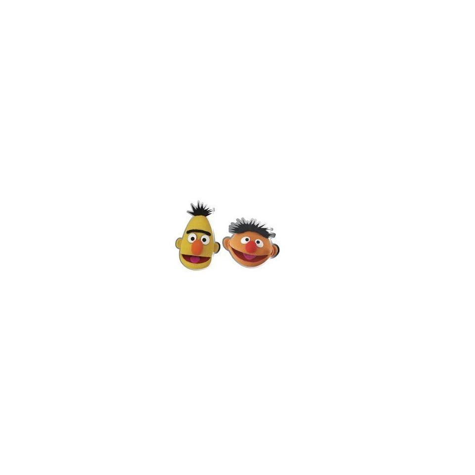 Sesame Street   Bert & Ernie Cufflinks