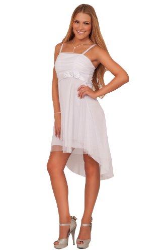 Junior Sleeveless Floral Empire Waist Belt Homecoming Prom Party Teen Dress