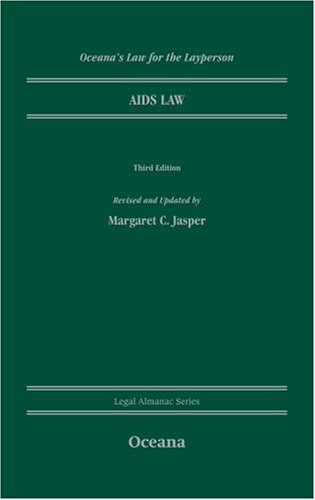 Aids Law (Oceana's Legal Almanacs: Law for the Layperson)