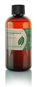 Huile d'Amande Douce Pressée à Froid - 100% Pure - 250ml