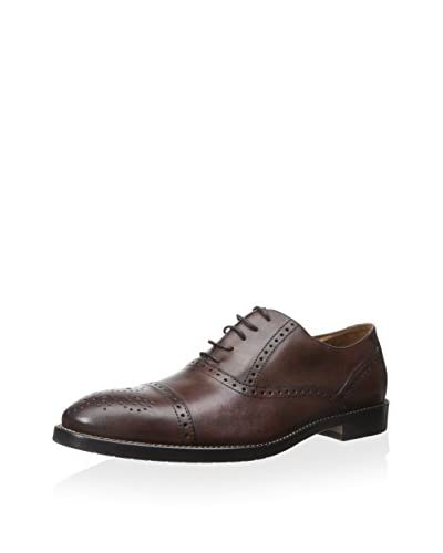 Gordon Rush Men's Cap-Toe Oxford