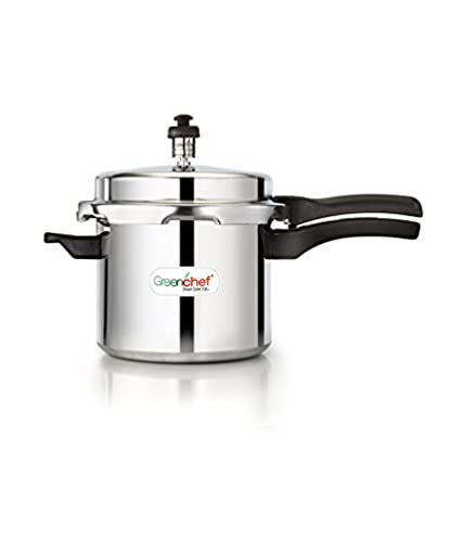 Greenchef-Aluminium-3.3-L-Pressure-Cooker-(Outer-Lid)