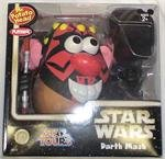 Star Wars Disney Mr Potato Head Darth Mash