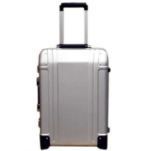 [ゼロハリバートン]ZERO HALLIBURTON スーツケース ZR-Geo 20インチ 2輪キャリーケース シルバー ZRG20-SI/94004-05 [並行輸入品]