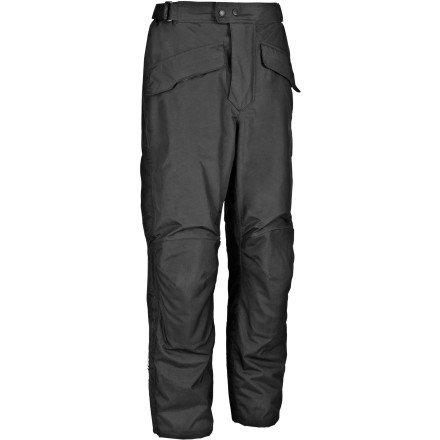 Firstgear Men's HT Overpants Shell (Black, Size 40 Short)