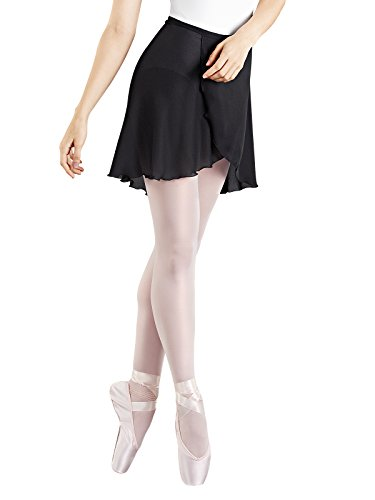 so-danca-skirt-3-damen-ballett-wickel-tull-rock-tutu-tanzen-gymnastik-schwarz-s