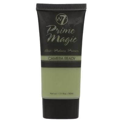 W7 Prime Magic Camera Ready Face Primer - Anti Redness
