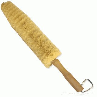 17 Inch Wite Wheel Spoke Brush Large (Cone Brush compare prices)