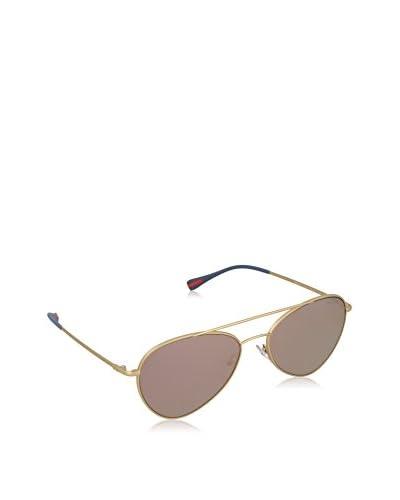 Prada Sonnenbrille MOD. 50SS _1BK5T0 (57 mm) goldfarben