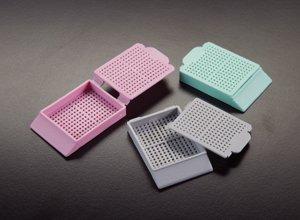 Histosette I Biopsy Processing/Embedding Cassettes Peach - 1500/Case