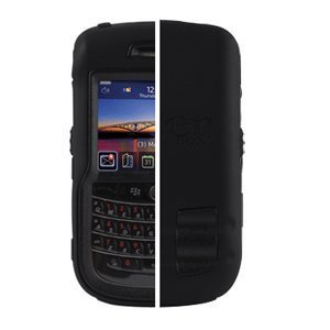 NEW OEM OTTERBOX BLACKBERRY DEFENDER CASE WITH CLIP HOLSTER FOR TOUR 9600, 9630